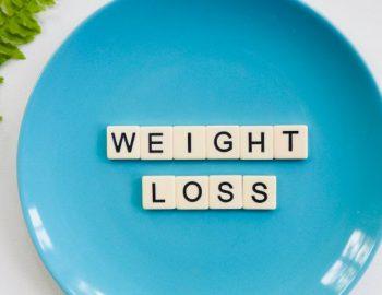 gewicht verliezen gezond